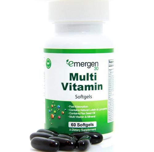 Emergen30 - Multi Vitamin Softgels