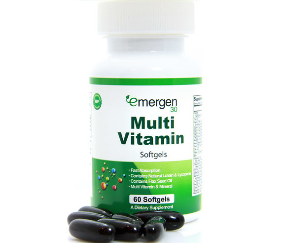 Emergen30 - Multi Vitamin Softgels