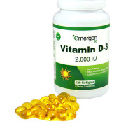 Emergen30 - Vitamin D-3 2,000 IU