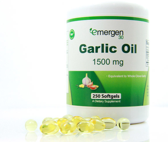 Emergen30 - Garlic Oil