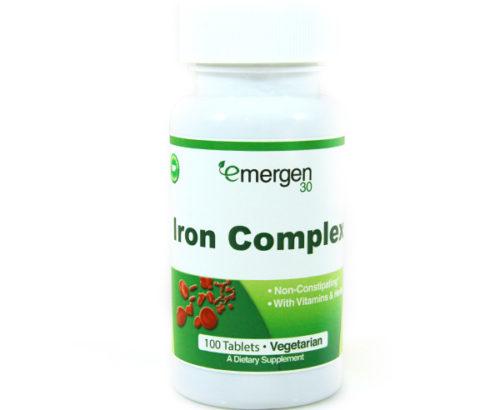 Emergen30 - Iron Complex