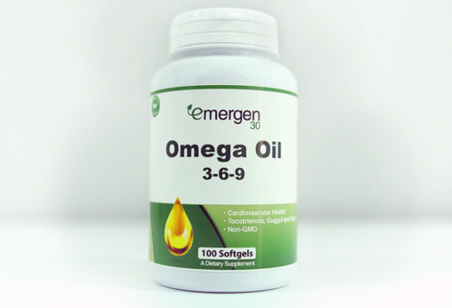 Emergen30 - Omega 3-6-9 1000 mg Softgels
